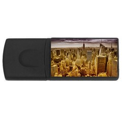 New York Empire State Building Rectangular Usb Flash Drive