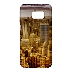 New York Empire State Building Samsung Galaxy S7 Hardshell Case