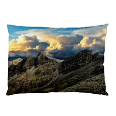 Landscape Clouds Scenic Scenery Pillow Case (two Sides)