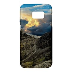 Landscape Clouds Scenic Scenery Samsung Galaxy S7 Hardshell Case