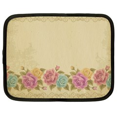 Shabby Country Netbook Case (xl)