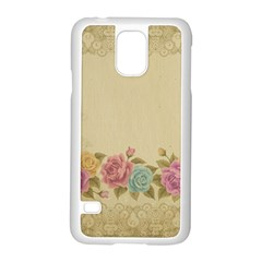 Shabby Country Samsung Galaxy S5 Case (white)