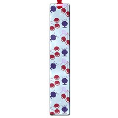 Sky Cherry Large Book Marks