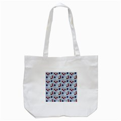 Sky Cherry Tote Bag (white)