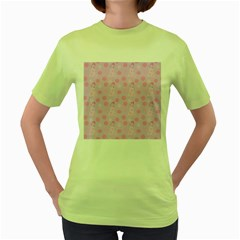 Lilac Dress Women s Green T Shirt