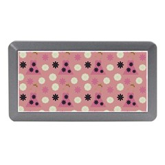 Mauve Dress Memory Card Reader (mini)