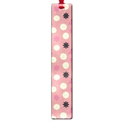 Mauve Dress Large Book Marks