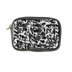 Grey Camo Coin Purse