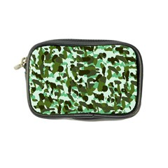 Green Camo Coin Purse