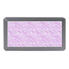 Silly Stripes Lilac Memory Card Reader (mini)