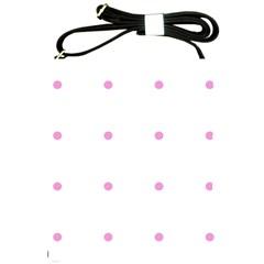 Pink Dots Shoulder Sling Bags