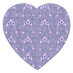 Pink Hat Jigsaw Puzzle (heart)