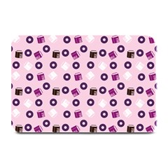 Pink Donuts Plate Mats