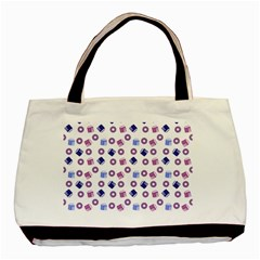 Milk And Donuts Basic Tote Bag