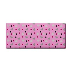 Pink Milk Hearts Cosmetic Storage Cases