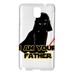 Darth Vader Cat Samsung Galaxy Note 3 N9005 Hardshell Case