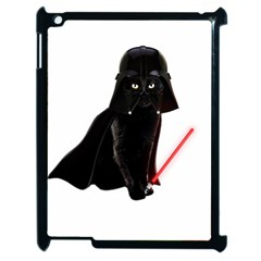 Darth Vader Cat Apple Ipad 2 Case (black)