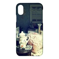 Abandonded Dollhouse Apple Iphone X Hardshell Case