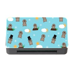 Groundhog Day Pattern Memory Card Reader With Cf