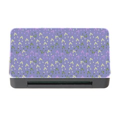 Winter Hats Blue Memory Card Reader With Cf