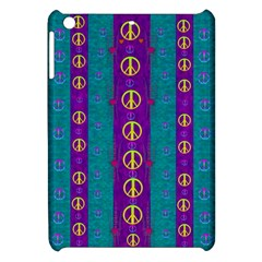 Peace Be With Us This Wonderful Year In True Love Apple Ipad Mini Hardshell Case