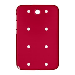 Red Dot Samsung Galaxy Note 8 0 N5100 Hardshell Case