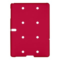 Red Dot Samsung Galaxy Tab S (10 5 ) Hardshell Case