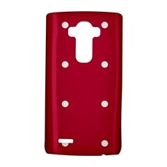 Red Dot Lg G4 Hardshell Case