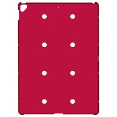 Red Dot Apple Ipad Pro 12 9   Hardshell Case