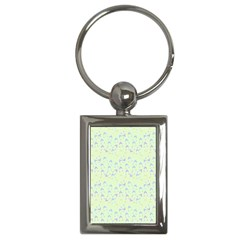 Minty Hats Key Chains (rectangle)