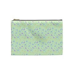 Minty Hats Cosmetic Bag (medium)