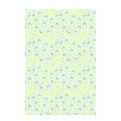 Minty Hats Shower Curtain 48  X 72  (small)