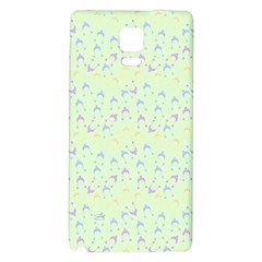 Minty Hats Galaxy Note 4 Back Case
