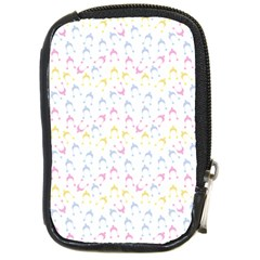 Pastel Hats Compact Camera Cases