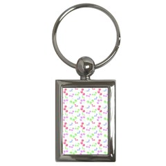 Candy Cherries Key Chains (rectangle)