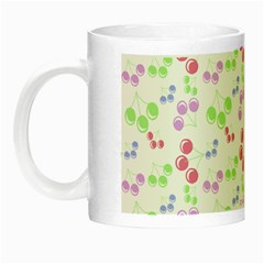 Candy Cherries Night Luminous Mugs