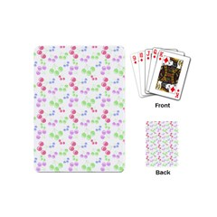 Candy Cherries Playing Cards (mini)