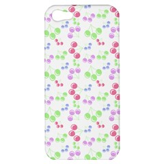 Candy Cherries Apple Iphone 5 Hardshell Case