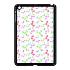 Candy Cherries Apple Ipad Mini Case (black)