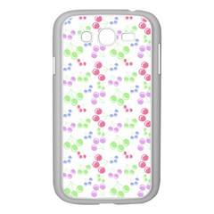 Candy Cherries Samsung Galaxy Grand Duos I9082 Case (white)
