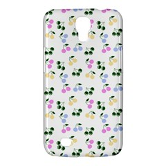 Green Cherries Samsung Galaxy Mega 6 3  I9200 Hardshell Case