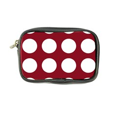 Big Dot Red Coin Purse