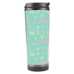 Music Stars Seafoam Travel Tumbler