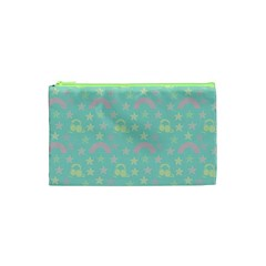 Music Stars Seafoam Cosmetic Bag (xs)