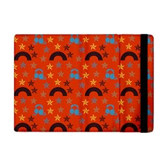 Music Stars Red Apple Ipad Mini Flip Case