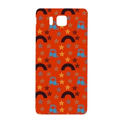Music Stars Red Samsung Galaxy Alpha Hardshell Back Case