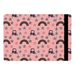 Music Stars Peach Apple Ipad Pro 10 5   Flip Case