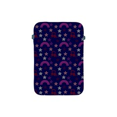 Music Stars Navy Apple Ipad Mini Protective Soft Cases