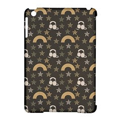 Music Stars Grey Apple Ipad Mini Hardshell Case (compatible With Smart Cover)