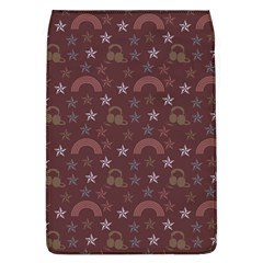 Music Stars Brown Flap Covers (l)
